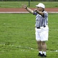 Football referee assigning software